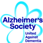 In aid of logo alzheimers society